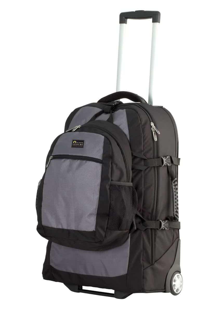 42094b2308c2f Active Leisure Journey 60 L - Torba podróżna na kółkach z plecakiem ,