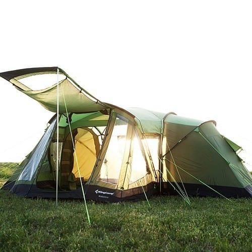 71d49ab8d2 KingCamp Wakaya 6 - Namiot rodzinny 6 osobowy