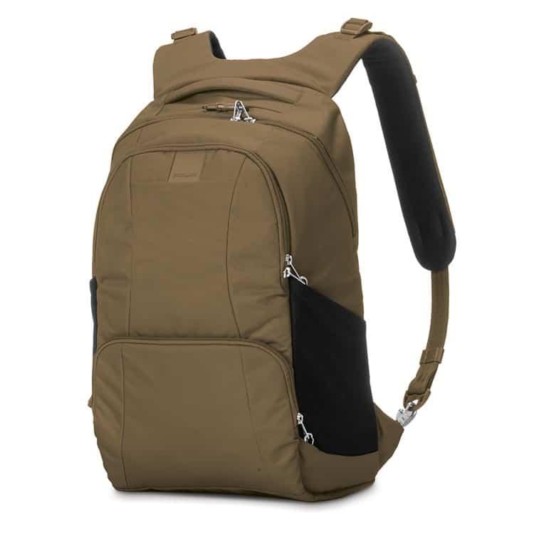 3b99171df0 Pacsafe MetroSafe LS450 - Plecak miejski antykradzieżowy czarny