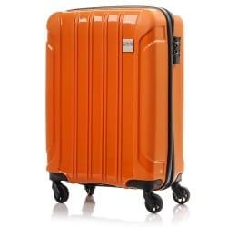 7262bd0f0451c SWISSBAGS+ TOURIST 65CM (M) - Walizka pomarańczowa