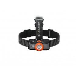Latarka Ledlenser MH7 black/orange-1473375