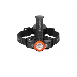 Latarka Ledlenser MH11 black/orange-1473443