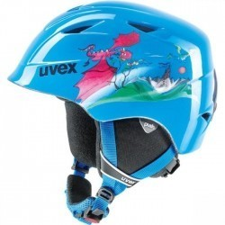 Kask zimowy UVEX - airwing 2 52-54 cm-208330
