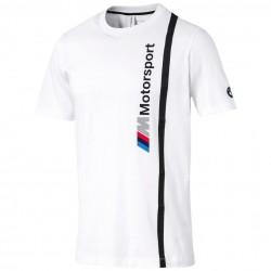 194795491 Koszulka męska Puma BMW MMS Logo Tee biała 576654 02139,00 zł brutto113,01  zł netto