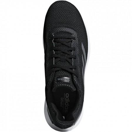 Buty damskie do biegania adidas Falcon granatowo różowe EF0152