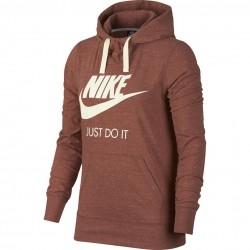 eb7c7cf07 Bluza damska Nike W Gym Vintage Hoodie HBR 914414 252