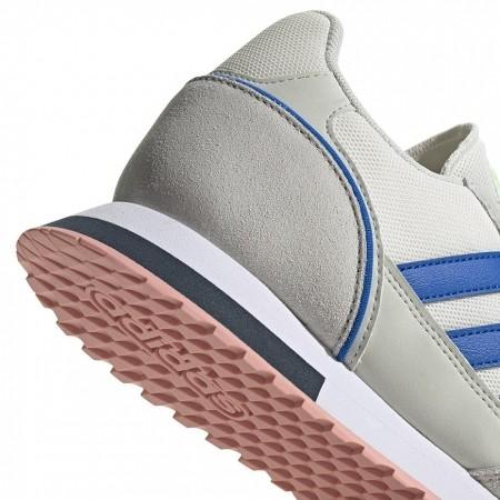 Buty damskie adidas 8K 2020 szaro niebieskie EH1438